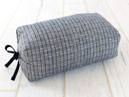 阿波しじら織/ひのきの小枕/伝統織物