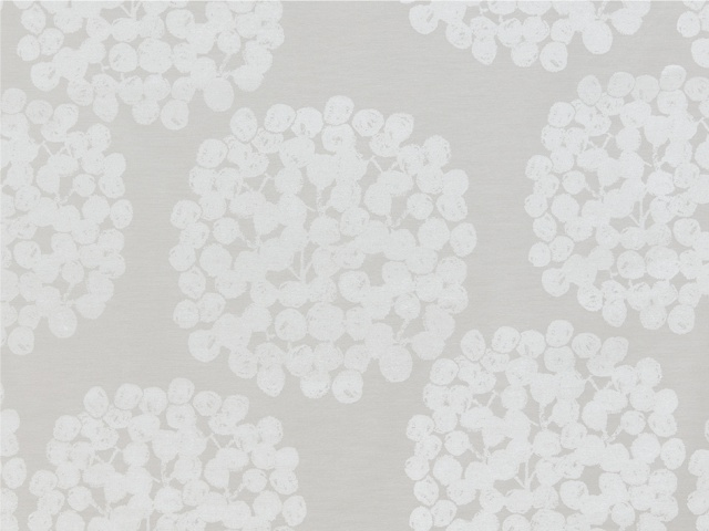 オーダーレースカーテン/ポリエステル/プリント/レースフロート