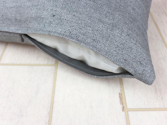 厚地リネン/クッションカバー/30×45cm