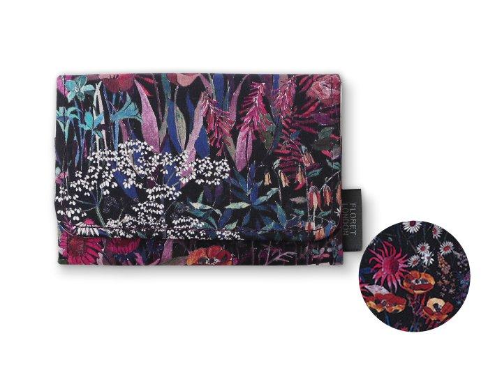 リバティプリント/カードケース03
