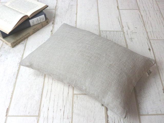 リネンWガーゼ/クッションカバー/45×60cm