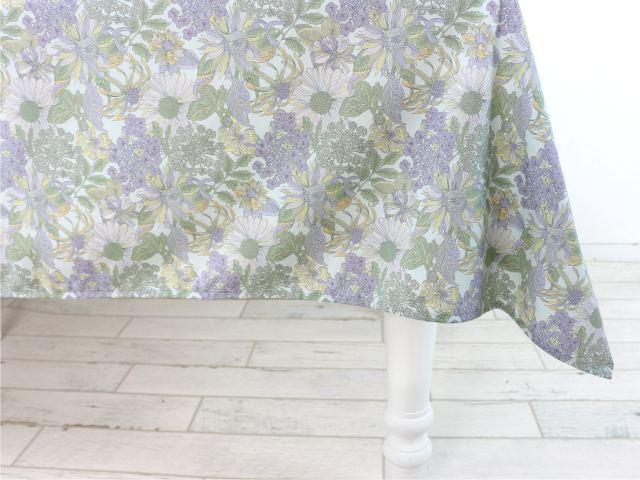 リバティプリント/ETテーブルクロス/130×230cm