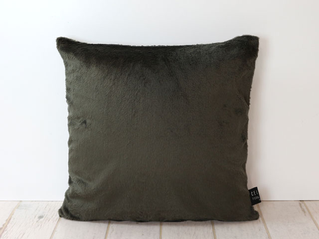 マイクロムートン/クッションカバー/45×45cm