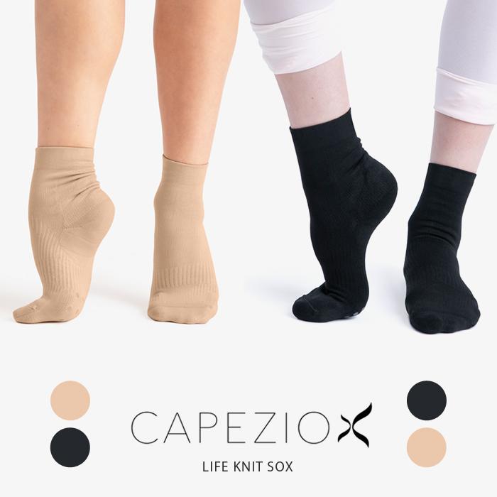 【19-27cm対応】 CAPEZIO カペジオ スポーツ ダンス ソックス