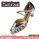 《送料無料》【Dance doll / ダンスドール】KP-100SLGP 45mmヒール 女性兼用パーティーシューズ《日本製ダンスシューズ》《ヒールキャッププレゼント対象商品》