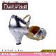《送料無料》【Dance doll / ダンスドール】KP-100SLG4 55mmヒール 女性兼用パーティーシューズ《日本製ダンスシューズ》《ヒールキャッププレゼント対象商品》