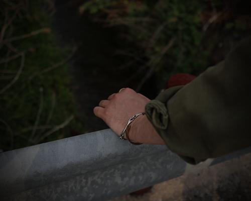 Dead Bones Bracelet -SILVER