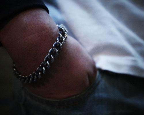 """""""UNITY""""Bracelet -SILVER"""