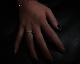 Small Rasp Ring
