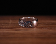 """All Nature Ring """"Wave"""" -SILVER"""