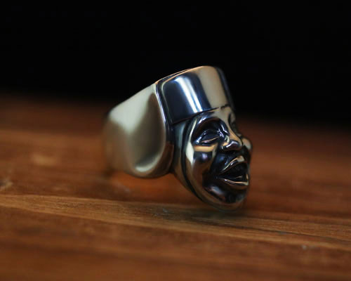 """Sister Singing LOVE""Ring -SILVER"