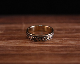"""All Nature Ring """"Leaf"""" -BRASS"""