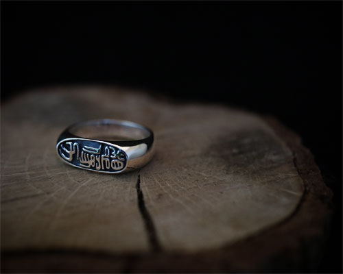 """Imagination""Ring -SILVER"