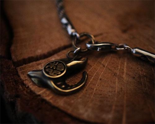 """""""Imagination"""" Bracelet -BRASS"""