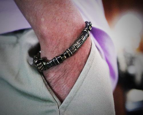 """Caballo""Bracelet -with Bar"