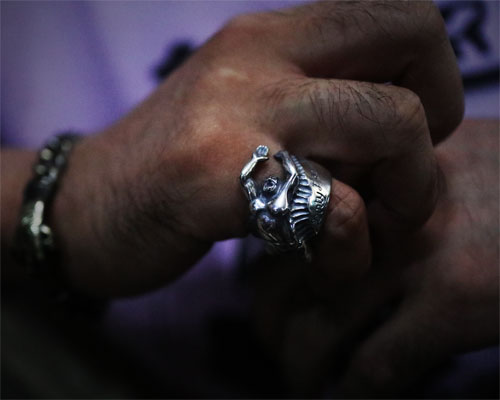 """""""Si Se Puede!!""""Ring -SILVER"""