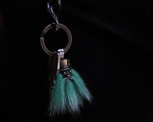 Beardman Keyholder -MULTI