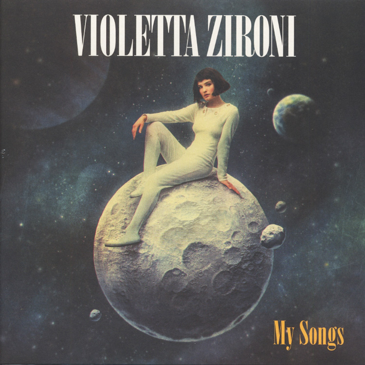 Violetta Zironi - My Songs (New LP)
