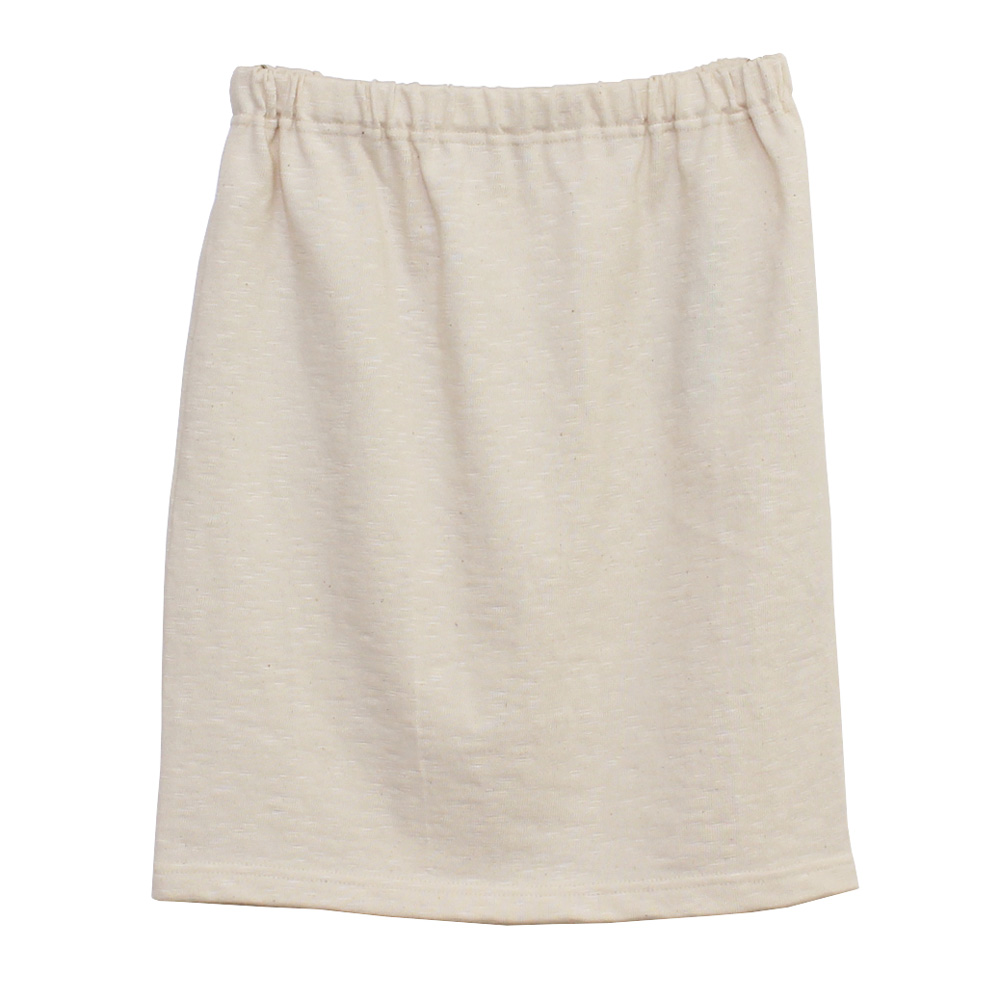 Tieasy AUTHENTIC CLASSIC (ティージー) - HDCS Mini Skirt (ミニスカート) (Natural)