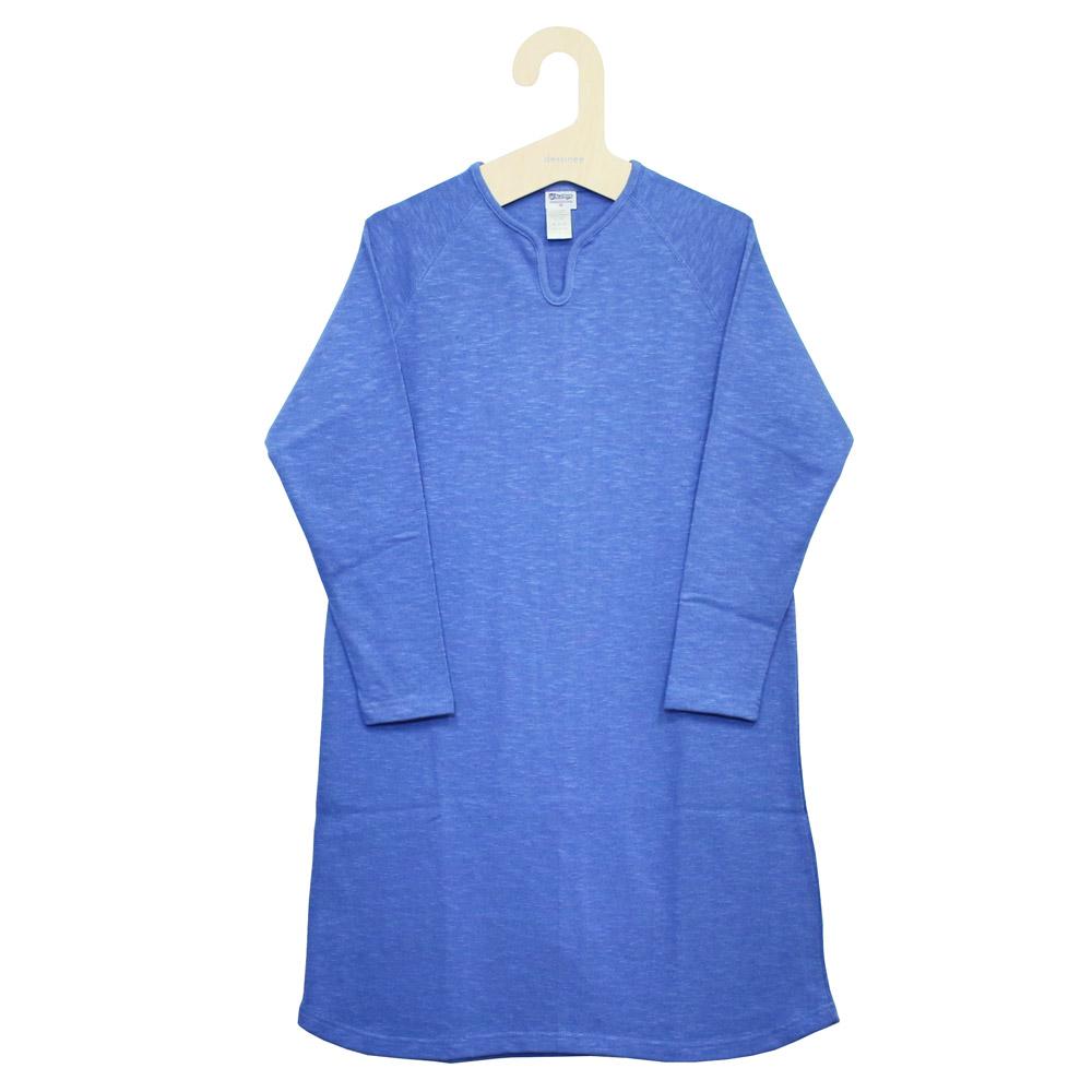 Tieasy AUTHENTIC CLASSIC (ティージー) - Drop One Pieace Dress (ワンピース) (Marine)