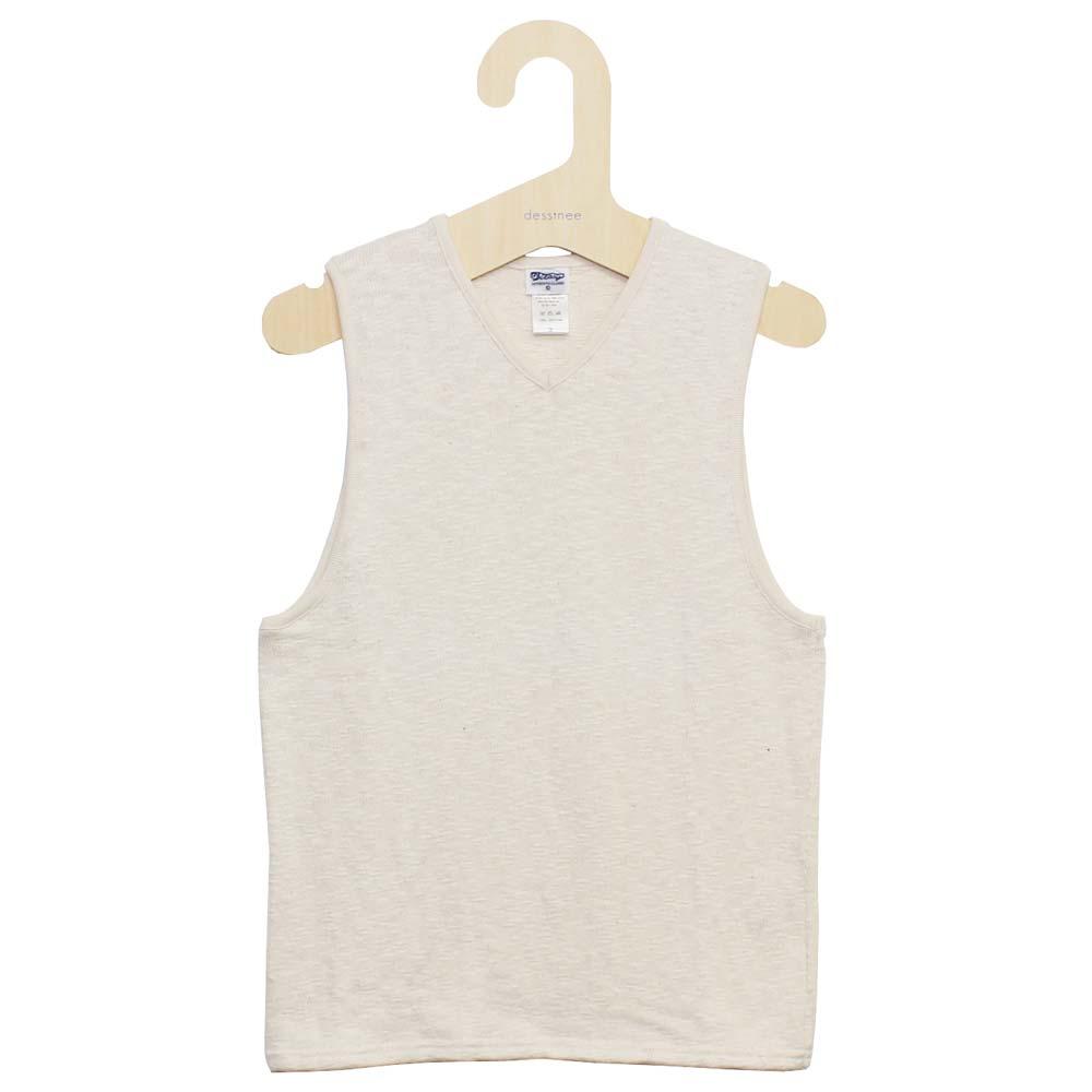 Tieasy AUTHENTIC CLASSIC (ティージー) - Tieasy Original Vest (ベスト) (Natural)