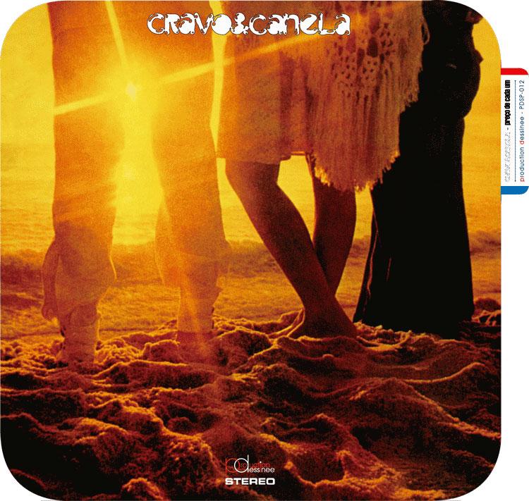 "Cravo & Canela (クラ?ォ・イ・カネラ) - Preco de cada um (プレソ・ヂ・カーダ・ウン [それぞれの価値]) (New 7"")"