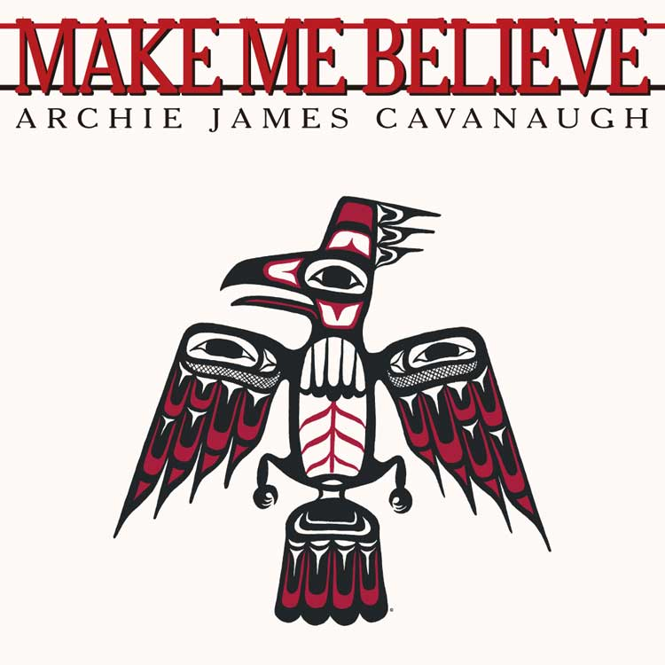"Archie James Cavanaugh (アーチー・ジェイムス・キャヴァナー) - Make Me Believe (New 7"")"