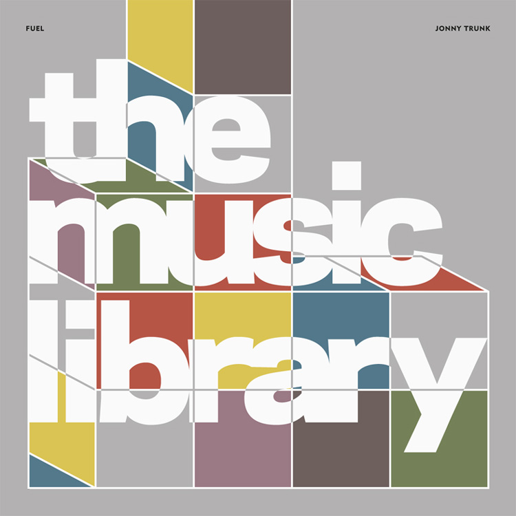 Jonny Trunk - The Music Library [Revised and expanded edition] (New Book)