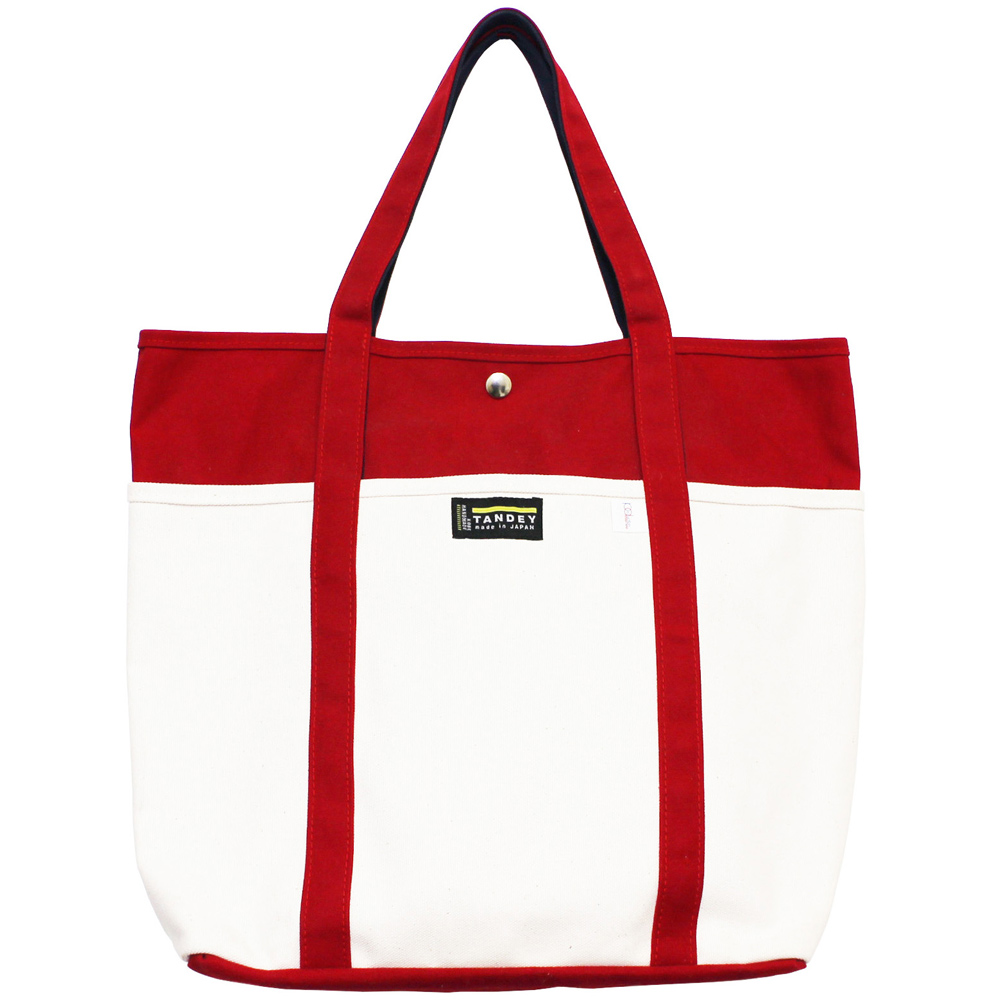 dessinee x Tandey Bags (デシネ×タンデイ) - Trico Tote (Red) (トリコ・トート) (New Goods)