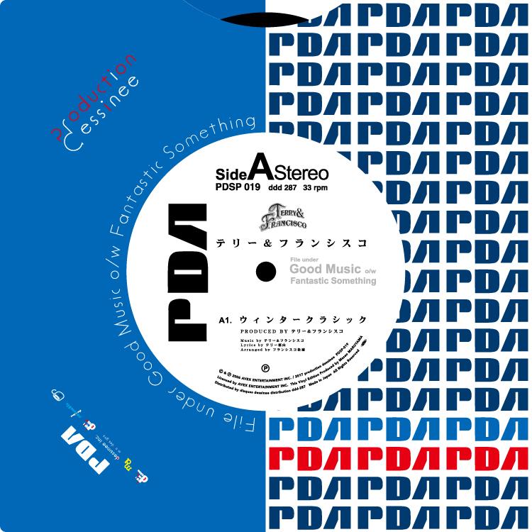 """テリー&フランシスコ (Terry & Francisco) - ウィンタークラシック / ウィンタークラシック (Rhodes Mix) (Winter Classic) (New 7"""")"""