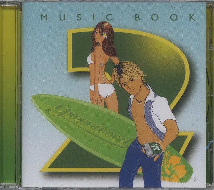 Greenwood (グリーンウッド) - Music Book (New CD)