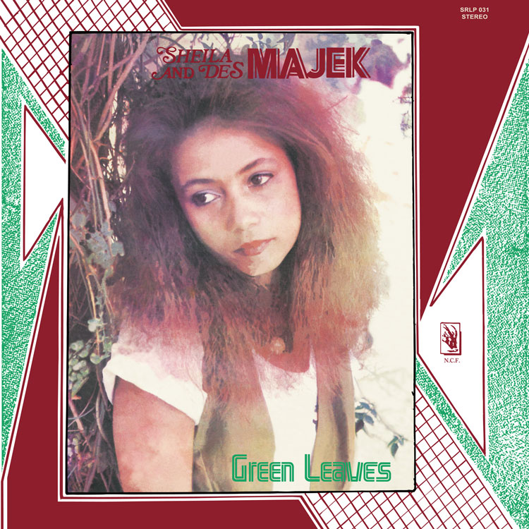 Majeks, The [Sheila And Des Majek] (マジェクス) - Green Leaves (グリーン・リーヴス) (New LP)