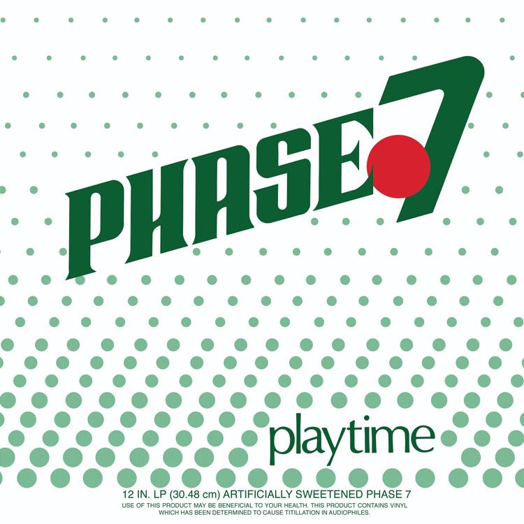 Phase 7 (フェイズ 7) - Play Time (プレイタイム) (New LP)