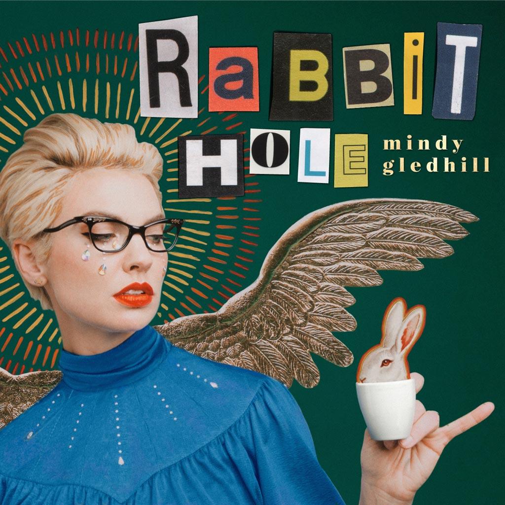 Mindy Gledhill (ミンディ・グレッドヒル) - Rabbit Hole (ラビット・ホール) (New CD)