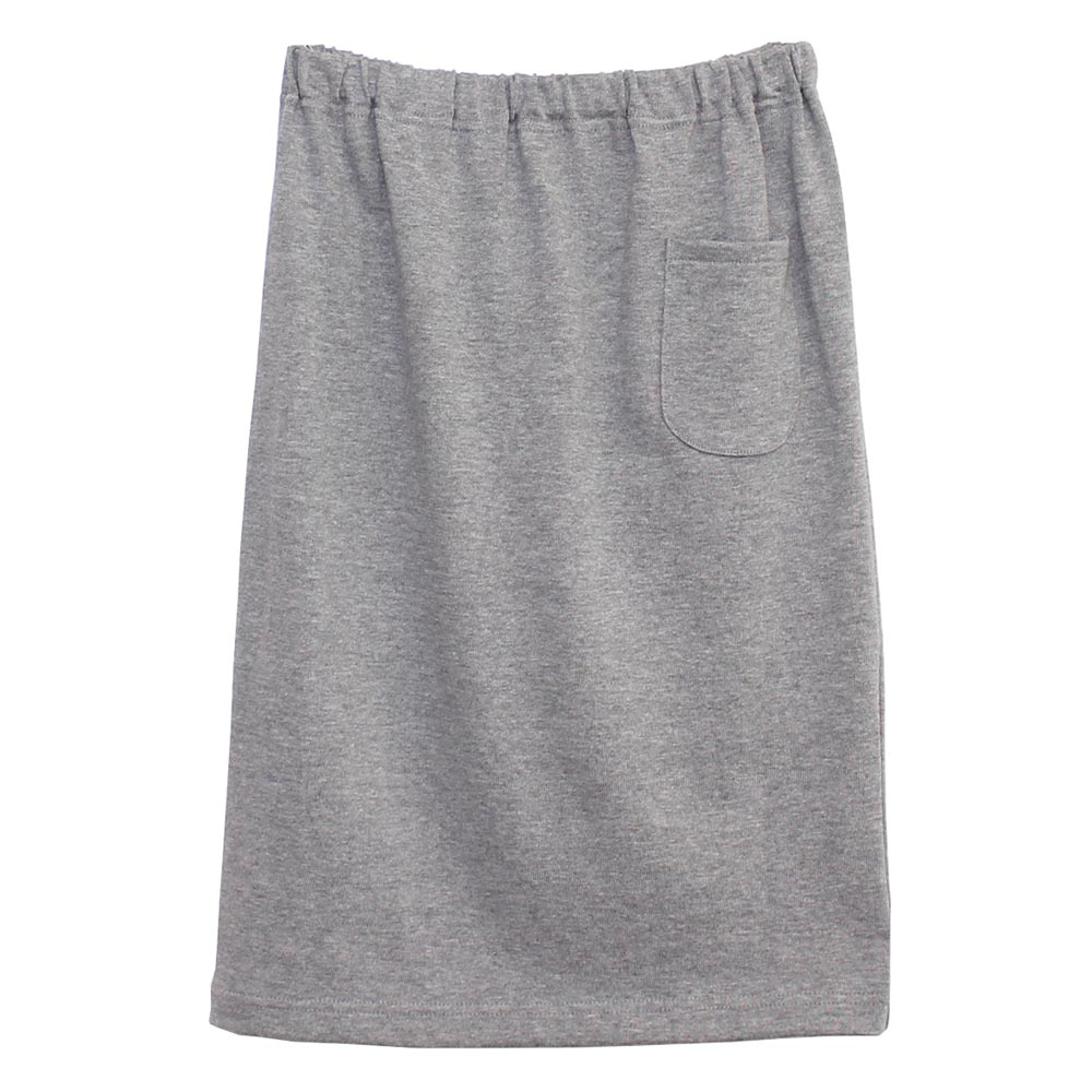 Tieasy AUTHENTIC CLASSIC (ティージー) - HDCS Medium Skirt  (スカート) (Mix Grey)