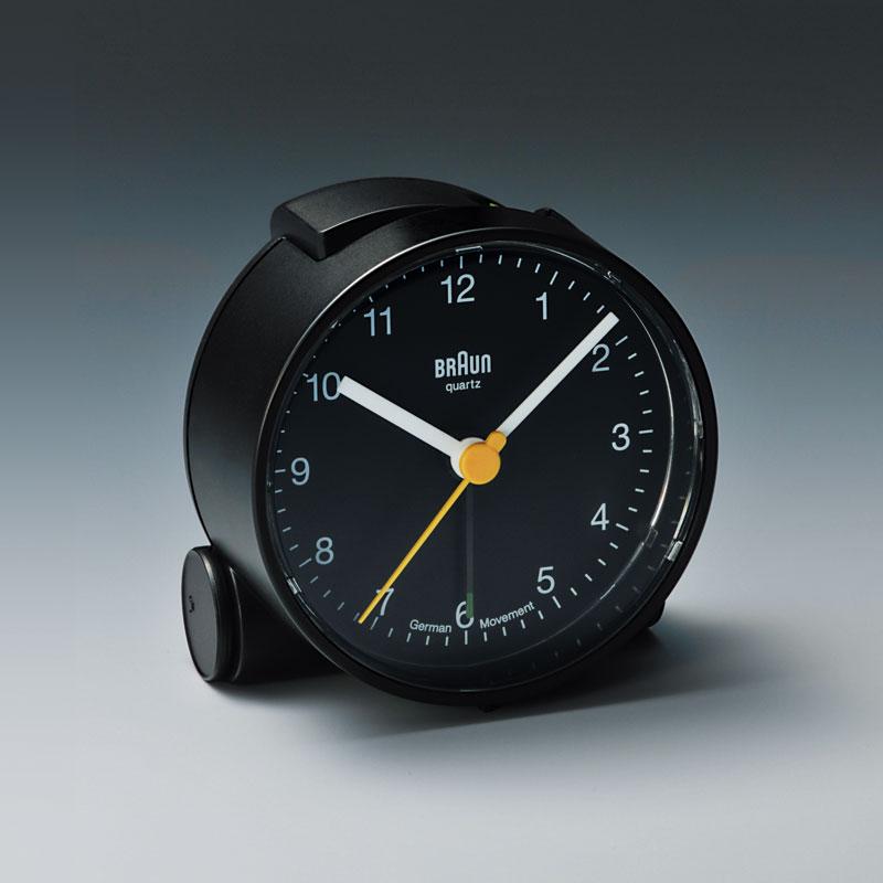 [受注発注商品] Braun (ブラウン) - Alarm Clock [BNC001] (アラーム・クロック) (WHWH)