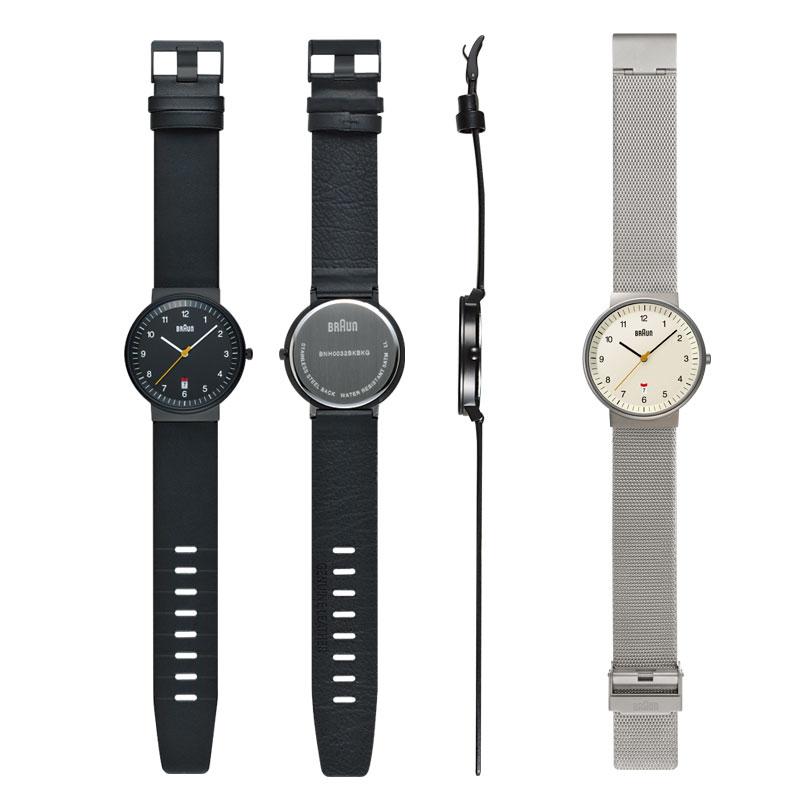[受注発注商品] Braun (ブラウン) - Analog Watch [BNH0032MHG] (アナログ時計) (WHSL)
