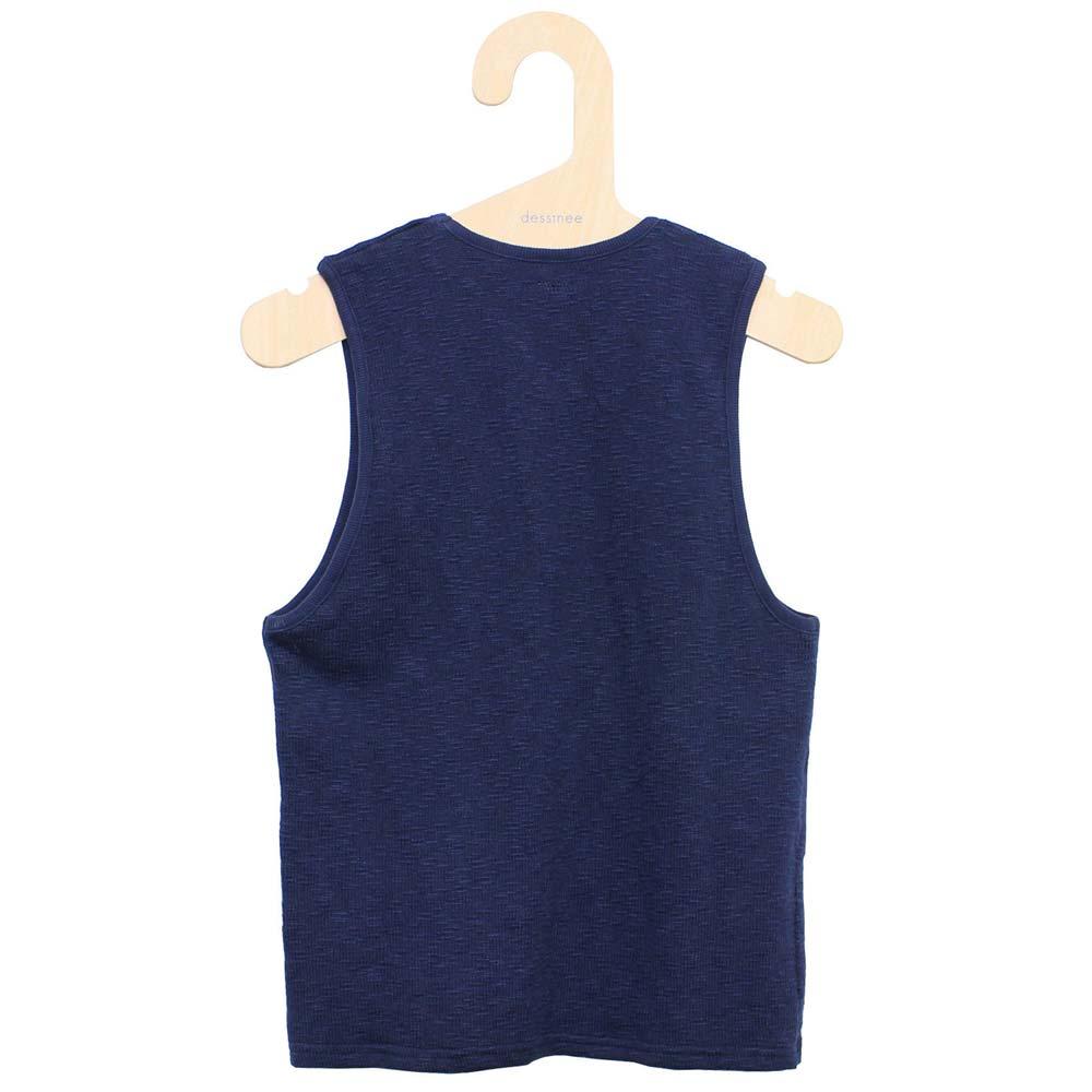 Tieasy AUTHENTIC CLASSIC (ティージー) - Tieasy Original Vest (ベスト) (Navy)