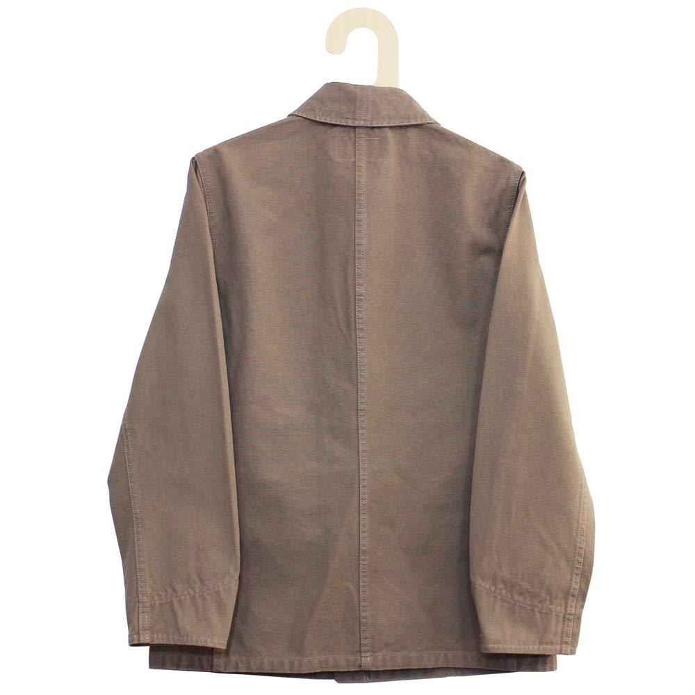 Dolmen (ドルメン) - Coverall Jacket (ワークジャケット) (Beige)