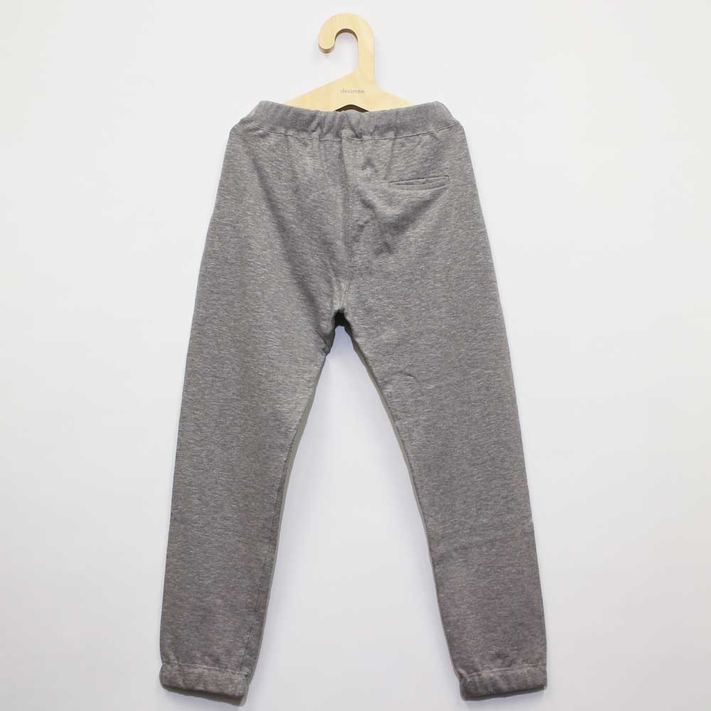 Tieasy AUTHENTIC CLASSIC (ティージー) - HDCS Long Pants (スウェットパンツ) (MixGrey)