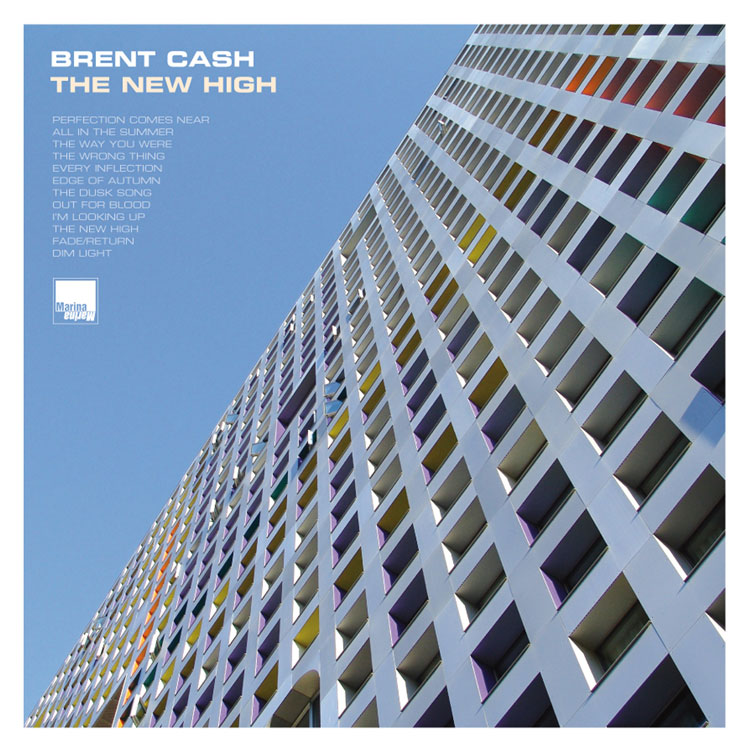 Brent Cash (ブレント・キャッシュ) - The New High (ザ・ニュー・ハイ) (New LP)