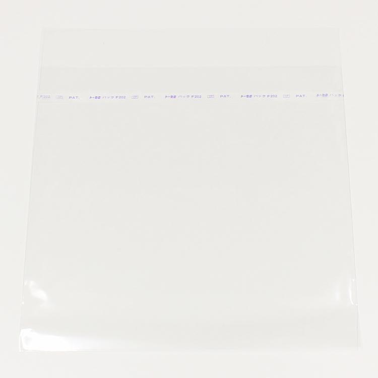 "production dessinee (プロダクション・デシネ) - OPP Sleeve w/Tape for LP ""S"" 100pcs (LP用外袋/テープ付 ジャスト ""Sサイズ"" 100枚セット) (Accesary)"
