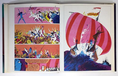 Jean Rollin / Nicolas Devil [Nicolas Deville] - Saga de xam (Used Book)