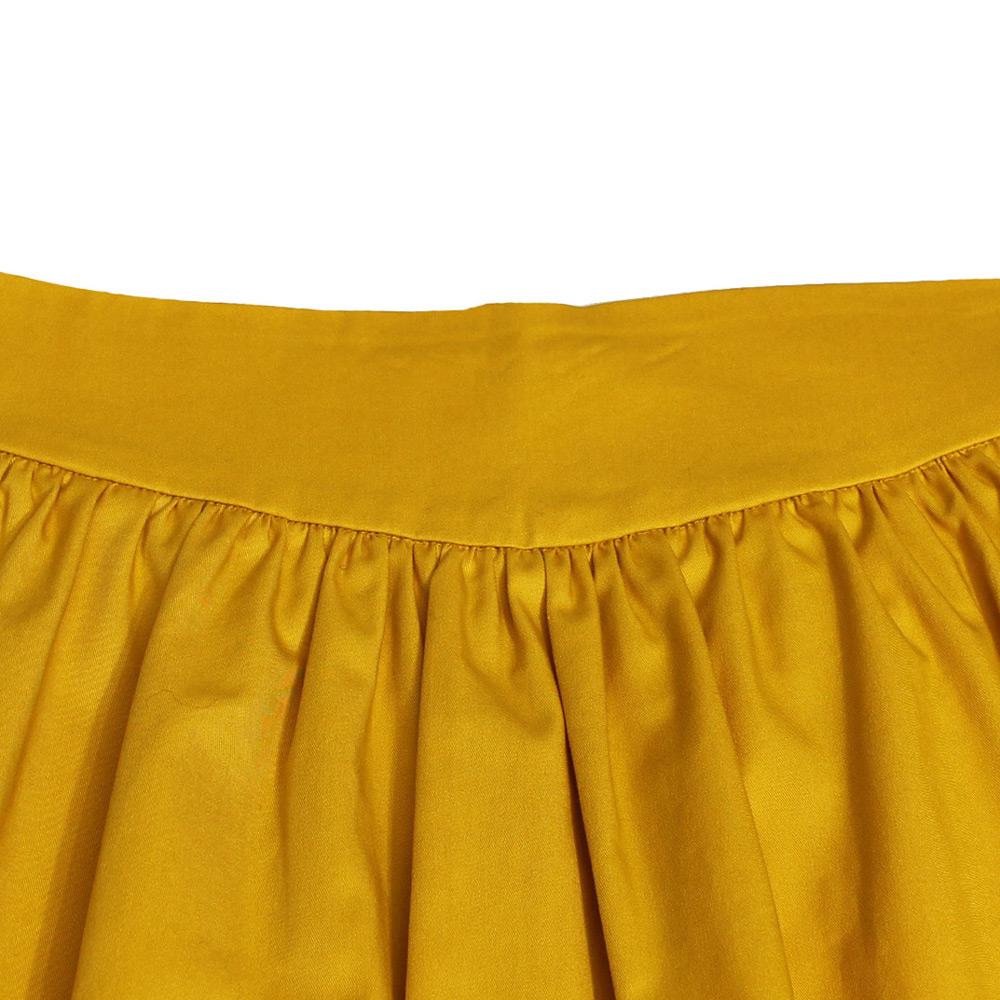 LYS (リス) - Little Lady Skirt (スカート) (Mustard)