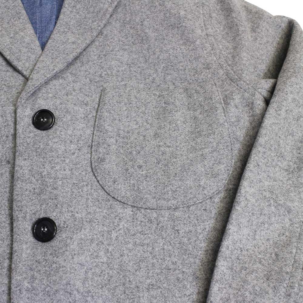 William Fox & Sons (ウィリアム・フォックス・アンド・サンズ) - Classic Blazer (ジャケット) (Black)