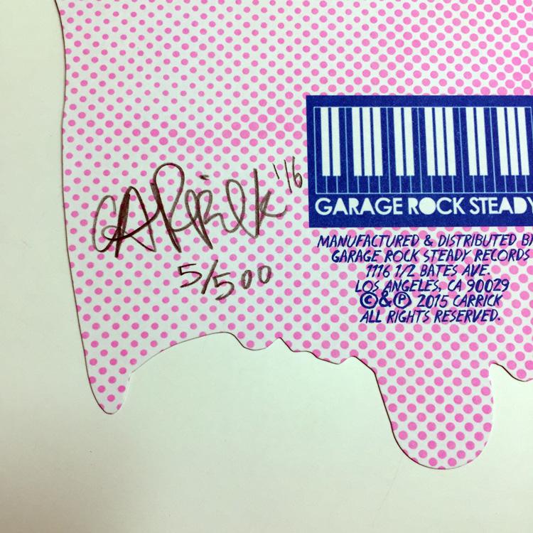 Carrick (キャリック) - HYPERCOLOR (ハイパーカラー) (New LP)