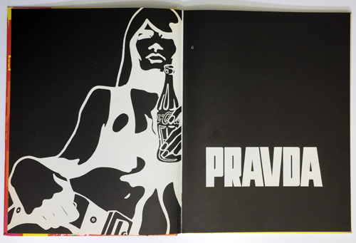 Guy Peellaert (ギィ・ペラート) - Pravda (プラウダ) (Used Book)