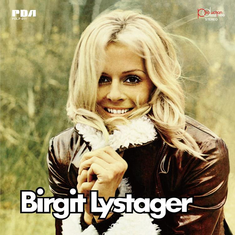Birgit Lystager (ビアギッテ・ルゥストゥエア) - Birgit Lystager (1970) (ビアギッテ・ルゥストゥエアの世界) (New LP)