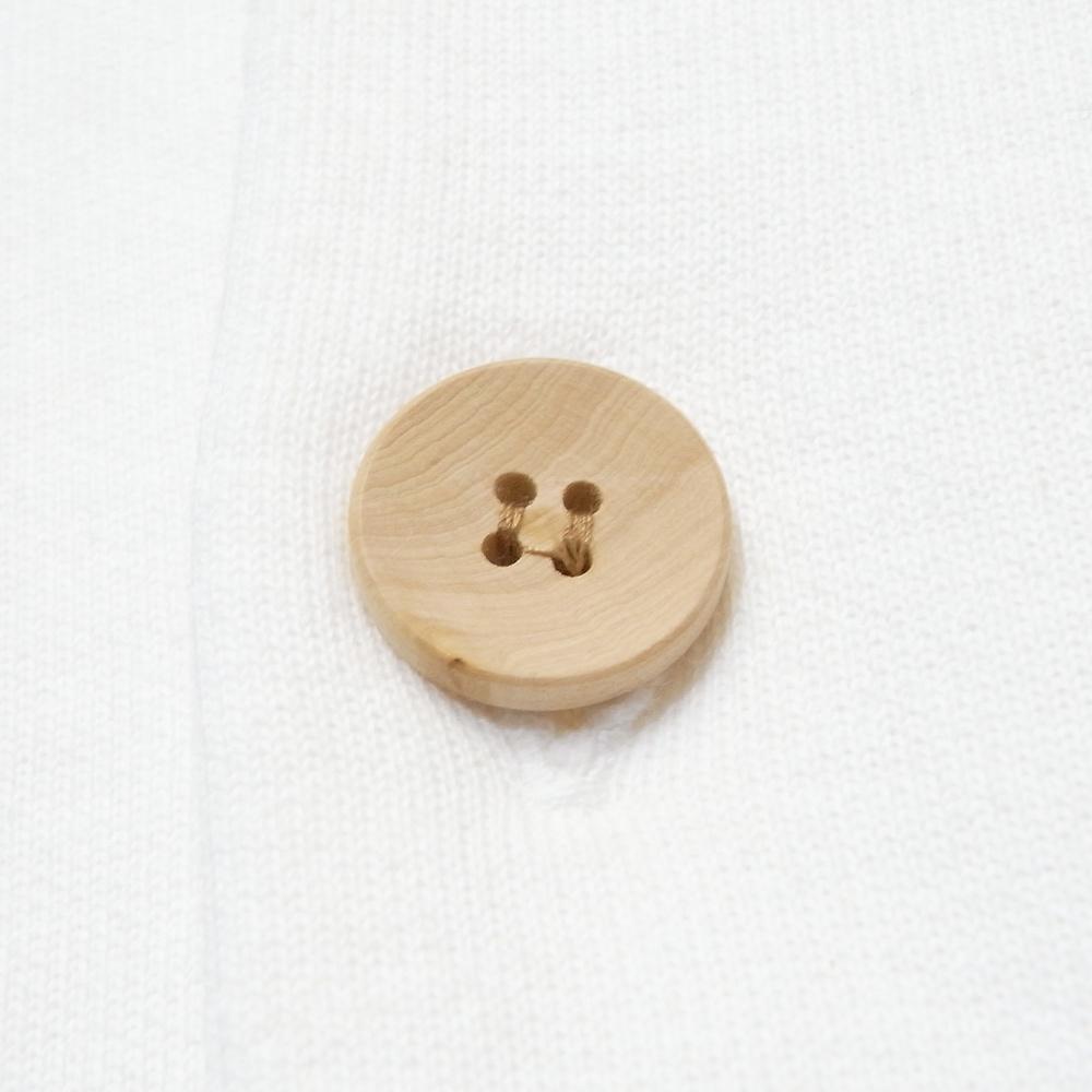 ensemble dessinee (アンサンブル・デシネ) - Sweat Cardigan [Mixed Colour] (カーディガン) (W/N/Y)
