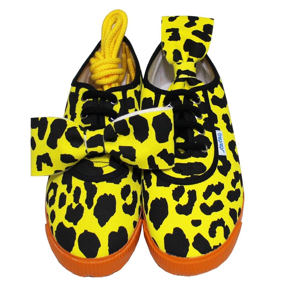 Startas (スタルタス) - Wildcat Jaune (スニーカー) (Yellow)